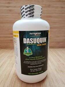 Dasuquin msm large dogs 150 soft chews