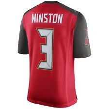Tampa Bay Buccaneers Jameis Winston Vapor Untouchable Red Ltd NFL Jersey X-Large