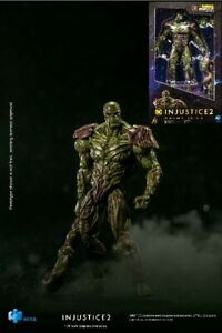 Hiya Toys DC Comics Injustice 2 Swamp Thing 1:18 Scale Action Figure Brand New