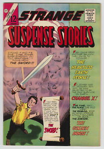 M0563 : Strange Suspense Histoires, #73, Volume 1, NM État