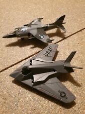 Matchbox Harrier And F-117A Stealth Diecast Dinky