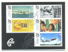 Aviation New Zealand Stamps