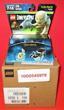 Lot of 6 (Sealed Case) LEGO Dimensions  Lord of The Rings Gollum Fun Pack 71218