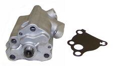 Engine Oil Pump-ELECTRIC/GAS, DOHC, Duratec, 16 Valves DNJ OP449