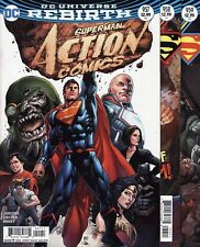 ACTION COMICS: REBIRTH #957,958,959,960,961,962 DC Superman Batman PATH OF DOOM!