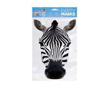 Zebra Maske In Masken Augenmasken Gunstig Kaufen Ebay
