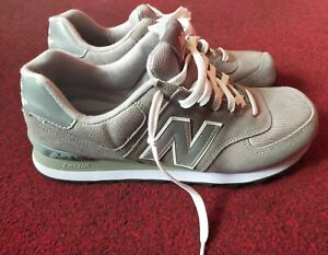 New balance 574 Trainers Size 11.. Worn Once Only.. Please Look at Pics..