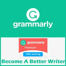 ✅GRAMMARLY PREMIUM 🔥LIFETIME ACCOUNT🔥 + WARRANTY INCLUDED & FAST 24H DELIVERY✅