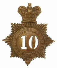 19th Century Military Badges