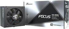 Focus PX-650 Alimentatore ATX per PC - Nero