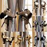 Baby Kid Bedroom Cartoon Animal Curtain Tieback Tie Back Buckle Rope Holder Clip