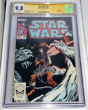 Star Wars #78 CGC SS Signature Autograph STAN LEE Wedge Appearance Signed Comic