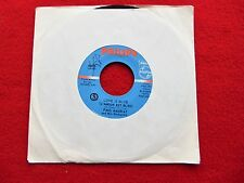 """RARE ~ VINTAGE ~ PAUL MAURIAT ~ """"LOVE IS BLUE"""" ~ 45 RPM~ 7"""" RECORD"""