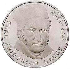 5 DM 200. Geburtstag von Carl Friedrich Gauss