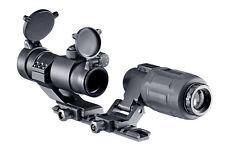 Walther EPS3 Leuchtpunktvisier PS22 und Magnifier Neu OVP