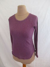 Pull ZADIG & VOLTAIRE Violet Taille S à - 73%