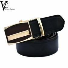 Variety & Capture Men's PU Leather Reversible Belt