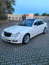 Mercedes-Benz E300 CDI Bluetec / Designo Distronic E-Klasse Avantgarde W211