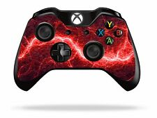 Red Electric Xbox One Remote Controller/Gamepad Skin / Cover / Vinyl  xb1r31