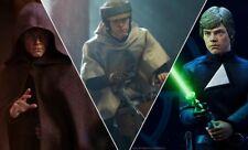 Star Wars Return of the Jedi LUKE SKYWALKER Deluxe Figure 1/6 Scale Sideshow
