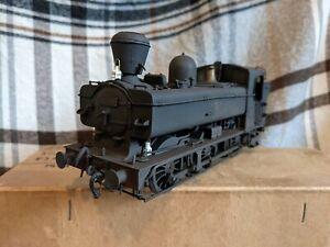 O gauge Kit Built Steam locomotives
