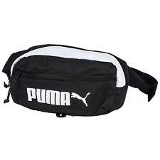 Puma 2017 Sole WaistBag Bag Waistpack Waist belt Running Belt Run Black 07452501