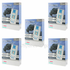 ORIGINALE Bosch Tipo G Megafilt Sacchetti per aspirapolvere + Filtro Hoover Bag X 25