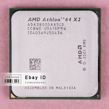 Free shipping ADA3800DAA5CD AMD Athlon 64 X2 3800+ CPU 2 GHz Socket 939 1000 MHz