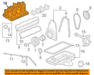 GM OEM-Intake Manifold 12580420