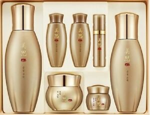 Missha Geumseol Ginseng Skin care 3pcs Set Anti Aging Wrinkle care Elastic Moist