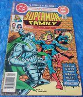 DC Comics Superman Family #217 April 1982 Supergirl Jimmy Olsen Lois Lane Mrs