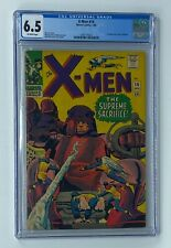 X-MEN #16 Marvel Comics 1966 CGC 6.5 The Sentinels 3rd Appearance