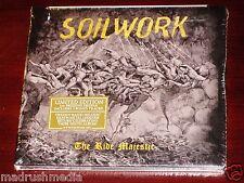 Soilwork: The Ride Majestic - Limited Edition CD 2015 Bonus Tracks Digipak NEW