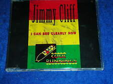 Maxi cd jimmy cliff 1993 I can see clearly now music film cool runnings
