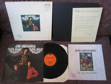Jimi Hendrix Are you Experienced UK LP in Limited Box by HMV Shop w Booklet