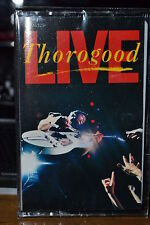 Live by George (Vocals/Guita Thorogood (Cassette, Feb-1989, EMI Music...