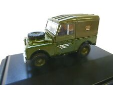 OXFORD DIECAST 1:76 OO GAUGE LAND ROVER HARD TOP 76LAN188006  [MINT & BOXED]