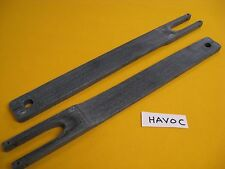 New Horton Crossbow Havoc 175 Limb Set Un-Painted OEM Horton Parts (LB880-UN)