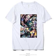My Boku No Hero Academia Bakugo Midoriya Printed Unisex T-Shirts 100% Cotton