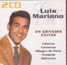 New: Mariano, Luis: Grandes Exitos Import Audio CD
