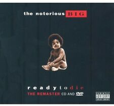 The Notorious B.I.G. - Ready to Die [New CD] Explicit, With DVD, Rmst, Reissue