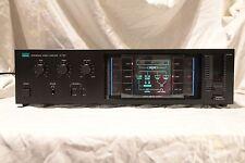 SANSUI A-707 Vintage Amplificateur Très bon état desservies rechapé Amp