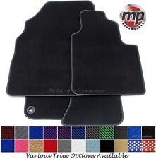 Perfect Fit Black Carpet Car Floor Mats Set Tailored for Volvo 1800e / 1800es