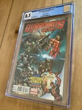 Guardians of the galaxy #1 - Midtown Comics Edition CGC 8.5 / Marvel Comics.