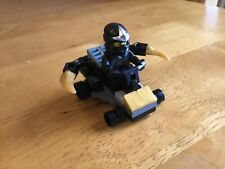 Lego Ninjago 30087 Rise Of The Snakes Car with Cole ZX Minifigure- COMPLETE