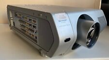 Sharp XG-V10WU Conference Series Projector 4700 LUMENS 300:1 SXGA w/ 2 LAMPS