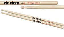 Vic Firth Extreme 5A Pack Set 3 paia bacchette in legno per batteria +NUOVO+