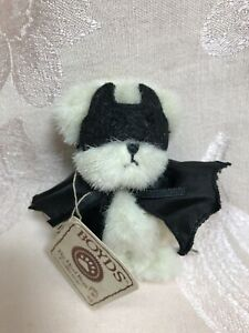 Boyds Bears Lil' Tricks Bat #567978-2 Mini Plush Bat NWT
