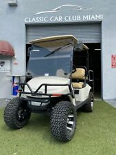 2017 E-Z-GO TXT 48V 4 seater GOLF CART