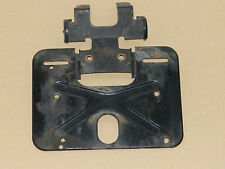 Yamaha xj 600 51j 1987 support de plaque d'immatriculation Licence plate holder